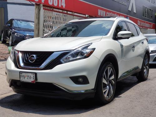 Nissan Murano 2019  Exclusive  Factura De Agencia  Impecable