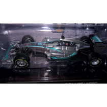 Mercedes 2014 W05 Lewis Hamilton Burago