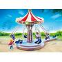 Playmobil 5548 Carrusel D Columpios Feria Ciudad Retromex