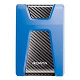 Disco Duro Externo Adata Dashdrive Durable Hd650 Ahd650-2tu31 2tb Azul
