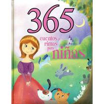 365 Cuentos Y Rimas Para Niñas (big Size)