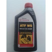 Aceite De Transmision Automatica Toyota Original Ws