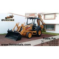 Retroexcavadora Case 580 N 2011 4x4 Con Kit Para Martillo