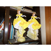 Muñecas Princesas De Fomi Amarillas Para Modelos