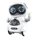 Robot Que Habla Interactivo De Bolsillo Juguete Baila Canta