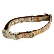 Collar Del Gato - Henna 25x 480-700mm Brownx 1 Perro De Moda