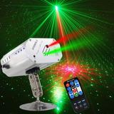 Laser Proyector De Iluminación A Control Remoto Automatico