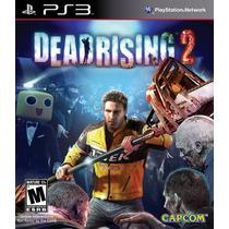 Ps3 Dead Rising 2 (mercado Pago Y Oxxo)