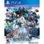 Video Juego World Of Final Fantasy - Playstation 4