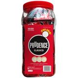 Prudence Condones Vitrolero Clásico 100 Condones C/envío