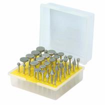 Set 50 Puntas De Diamante Para Mini Taladro Mototool Dremel