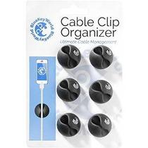 Sujetadores De Cable Y Cable Organizador Solución De Blue Ke