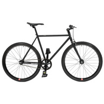 Retrospec Mantra Fixie Bicicleta Vintage Retro Negra Mate Xs