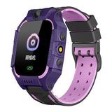 Reloj Inteligente Smartwatch Kids Niños Gps Llamadas Camara