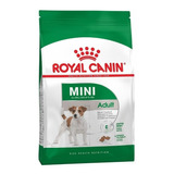 Alimento Royal Canin Size Health Nutrition Mini Adult Perro Adulto Raza Pequeña 6.36kg
