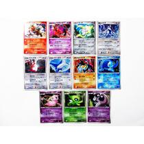 Tarjetas Japonesas Pokemon Tcg - Coleccion 10 Aniversario
