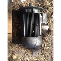 Motor 10 Hp. 220-440 Volts, Trifásico 1740 Rpm
