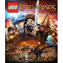 Lego Lord Of The Rings Para Wii Al 30% De Dto .