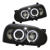 Faros Golf A3 1993-1999 Delantero Am