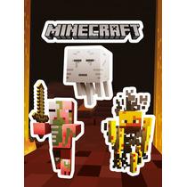 Minecraft Sticker - Monsters (vinilo) Pegatinas Oficial