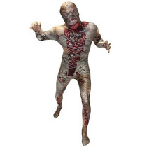 Víspera Facelift Morphsuit - Monster: Niños M Terror