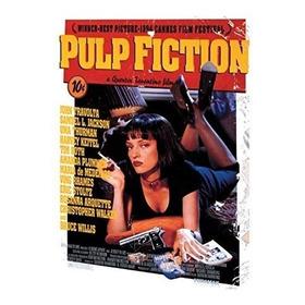 Pulp Fiction Poster Lenticular 3d