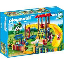 Playmobil 5568 Zona De Juegos Infantiles Metepec Toluca