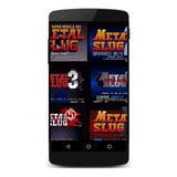 Metal Slug 1,2,3,4,5,x Android Apk Celular O Tablet