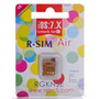 R-sim Air Original Gevey Rsim Iphone 4s Ios 5 6 7.x