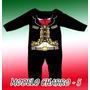 Disfraces Para Bebes - Mameluco Traje De Charro