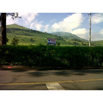 -- 000047-278 -- Terreno Frente Al Cereso De Mil Cumbres, Escriturado, Bien Ubicado, 90 Mts Frente De Carretera Federal Morelia-cd. Hidalgo. Precio: $1,800.00 X M2