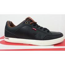 Tenis Zapatos Levis 29 Cm - 9 Mx Nuevos 100% Originales