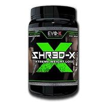 Shr3d-x (60 Cápsulas): Xtreme Pérdida De Peso Quemar Grasa O