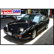 Showcar. 240 Sx 1993, Aut, Ve, A/c, Q/c, Ra. Mot L4 2.4 Lts
