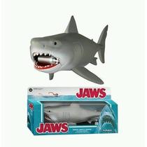 Funko Jaws Tiburon Con Tanque Reation 26cm Aprox Oferta Ya!