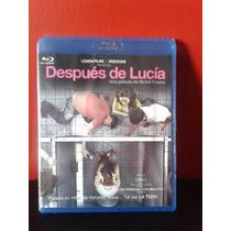 Br Después De Lucía Bluray - Película Mexicana