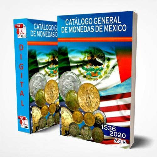 Catálogo General De Monedas De México 2020 Pdf + Regalos.