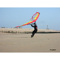 Kitewing Kite Wing Papalote Ala Delta Kite Surf Land Wind