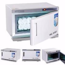 Calentador Esterilizador De Toallas 2 En 1 Uv Spa Estética