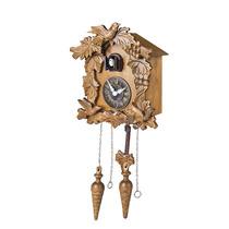 Reloj Cucú Tallado A Mano, 10 Pulgadas - Blakhelmet Nsp
