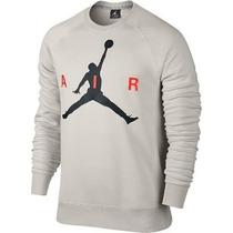Sudadera Nike Jordan Jumpman Graphic Gris