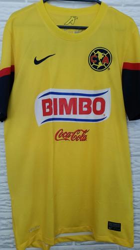 918d0972c Jersey Aguilas America Mexico Nike Local Campeonato
