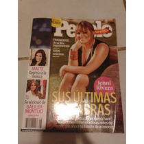 People Jenni Rivera Sus Ultimas Palabras Agosto 2013 Hpv