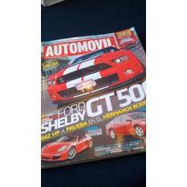 Automóvil- Ford Shelby Gt500 Súper Test En El Hermanos R.