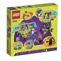 Lego Scooby Doo The Mystery Machine Numero 75902 En Oferta