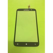 Touch Digitalizador Lenovo A850 Negro