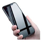 Cristal Templado iPhone Xs Max Privacidad Espía Vidrio Curvo