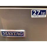 Maytag Lavadora Usada Capacidad Superior 27 Kg Gris