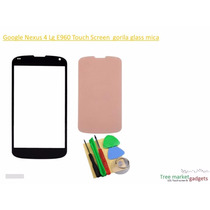 Google Nexus 4 Lg E960 Gorila Glass Mica