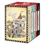 Box Set De 5 Libros De The Mysterious Benedict Society Pb!